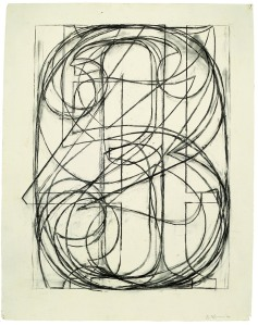 Jasper Johns, 0 through 9, 1960;