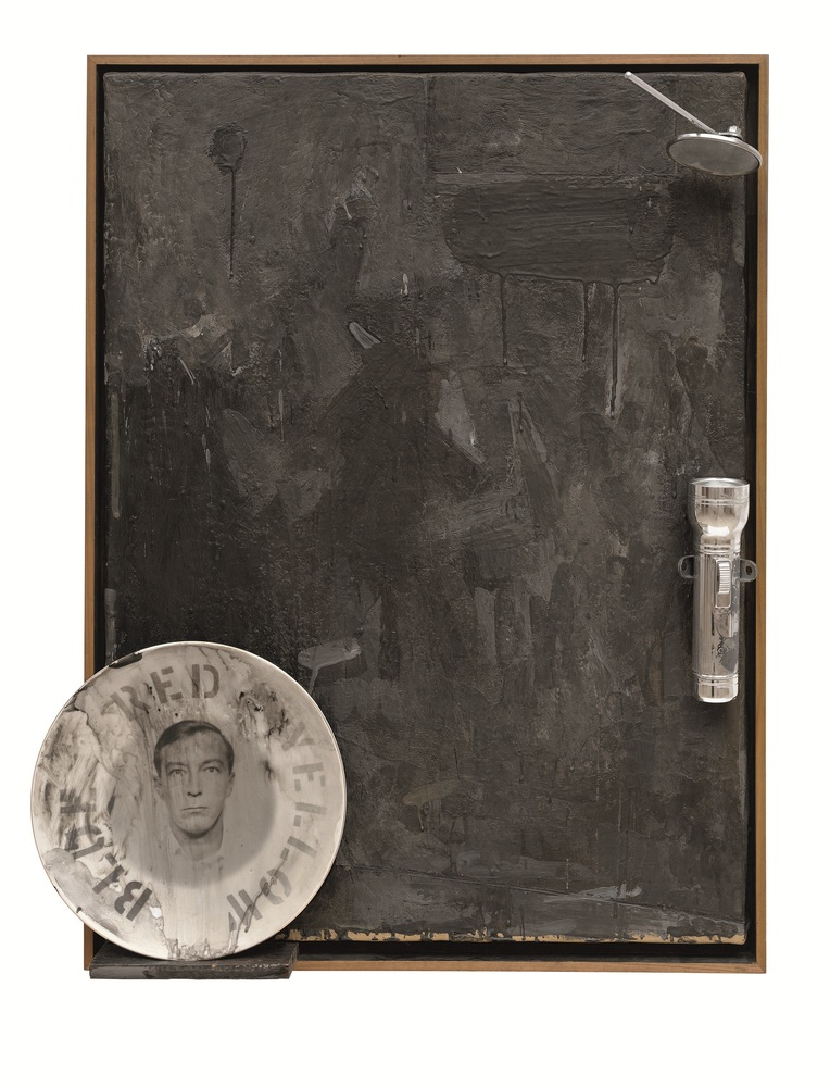 Jasper Johns, Souvenir, 1964