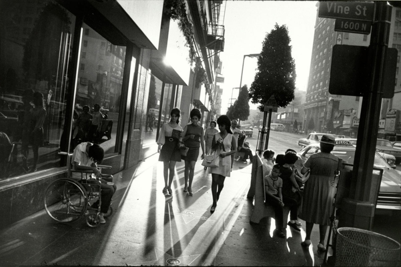 Garry Winogrand. Los Angeles, 1969.