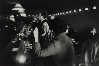 Garry Winogrand. La Guardia Airport, New York, 1968.