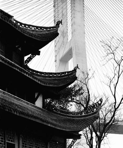 Linda Butler, Temple and New Bridge, Da Fosi, 2002