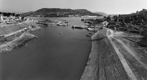 Linda Butler, New Port, Wanxian, 2003, composite