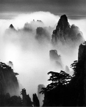 Wang Wushen, Mt. Huangshen (A124), 2004