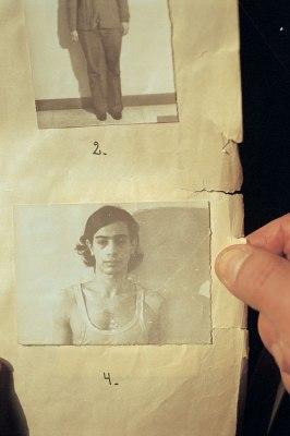 Marcelo Brodsky Born 1954, Buenos Aires La camiseta (The undershirt), 1979 (printed 2012) LAMBDA digital photographic print, 62 x 53.5 cm Princeton University Art Museum, Museum purchase, Fowler McCormick, Class of 1921, Fund (2013-55)