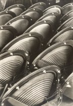Margaret Bourke-White, Untitled (RCA Speakers), ca. 1935.