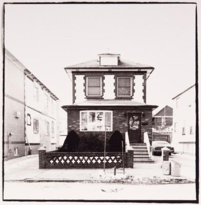 Untitled. Series: My Trip to New York. Judy Fiskin