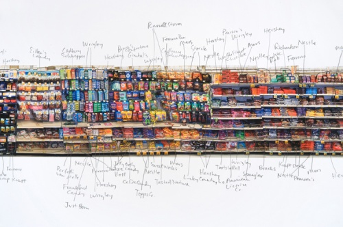 Rosemary Williams. Supermarket. 2008