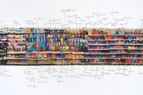Rosemary Williams. Supermarket. 2008