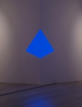 James Turrell. Raethro II Blue, 1971. Photo: Florian Holzherr.