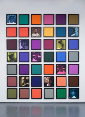 Carrie Mae Weems. Colored People, 1989-1990.