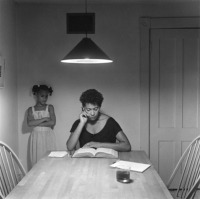 Carrie Mae Weems. The Kitchen Table Series. 1990