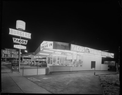 Ulrich Drive-In Joseph Fadler 1962