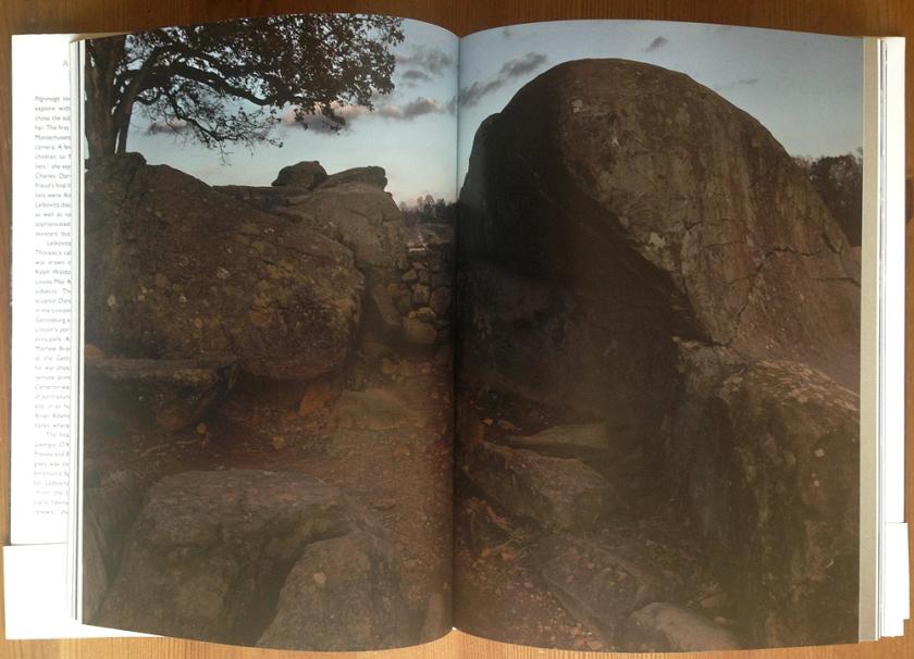 Annie Leibovitz, Devil's Den, Gettysburg