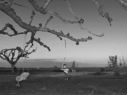 Alec Soth. San Joaquin Valley, CA. 2013. Woodville Farm Labor Camp.