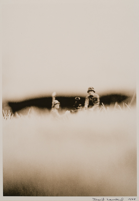 David Levinthal; Untitled (No. 1), from the series, Hitler Moves East,