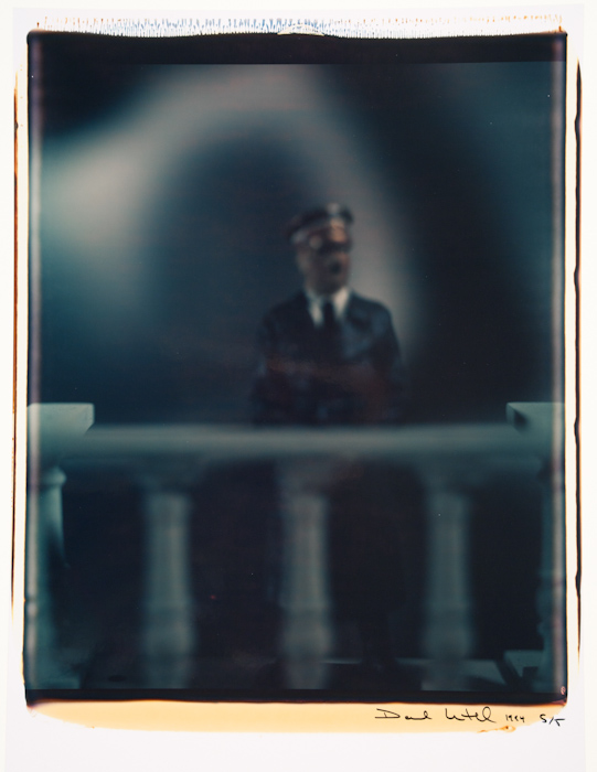 David Levinthal; Untitled (No. 8), from the series, Mein Kampf