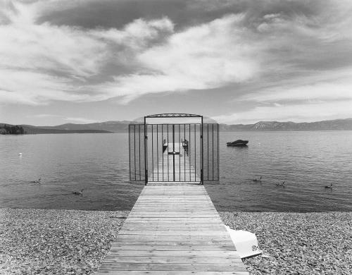 Robert Dawson, Private Property, Lake Tahoe, California