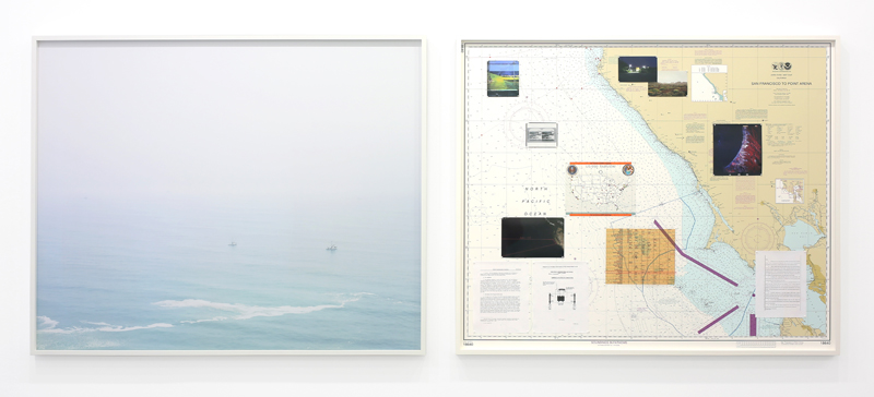 Trevor Paglen. NSA-Tapped Fiber Optic Cable Landing Site, Point Arena, California, United States, 2014.