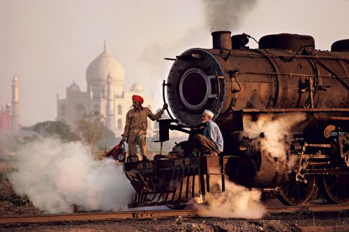 Steve McCurry Agra, Uttar Pradesh, India