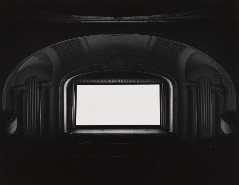 Hiroshi Sugimoto, U.A. Playhouse, Great Neck, New York, 1978