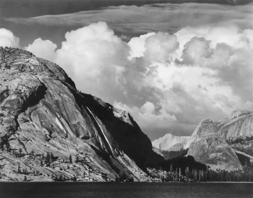 Ansel Adams. Lake Tenaya, Yosemite.