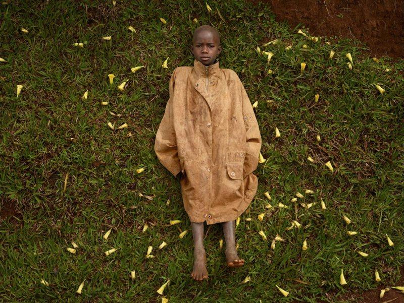 Pieter Hugo Portrait #1, Rwanda, 2014, from the series 1994, 2014-16