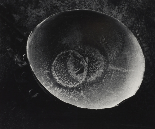 Minor White. The Sound of One Hand Clapping (Pultneyville, New York) October 10, 1957 Gelatin silver print image: 18.5 × 23 cm (7 5/16 × 9 1/16 in.) sheet: 20.8 × 25.8 cm (8 3/16 × 10 3/16 in.) x1980-3278