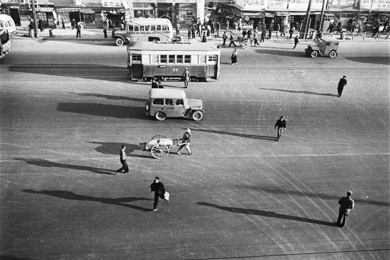Han Youngsoo, Han Youngsoo: Photographs of Seoul 1956–63.