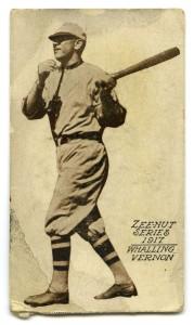 Bert Whaling 1917 Zee Nut