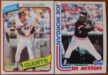 Topps 1980s Action