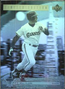 1992 Upper Deck Denny's Hologram