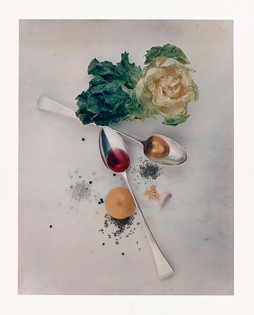 Irving Penn. Salad Ingredients, New York.