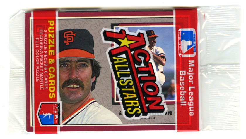 1983 Donruss Action All Stars