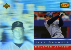 Jeff Bagwell Denny's Hologram
