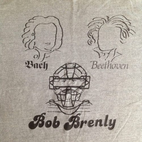 Bach, Beethoven, Bob Brenly