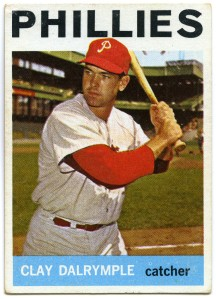 Clay Dalrymple 1964 Topps