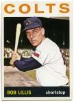 Bob Lillis 1964 Topps