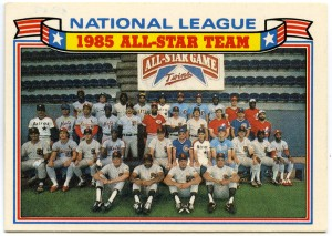 1986 All Star Glossy