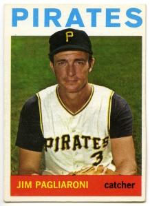 Jim Pagliaroni 1964 Topps