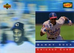 Sammy Sosa Denny's Hologram
