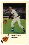Joe Strain 1980 KNBR San Francisco Police Department