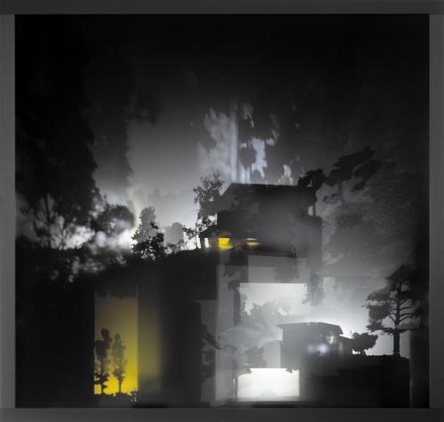 Won Ju Lim Memory Palace, Terrace 49 #1, 2003